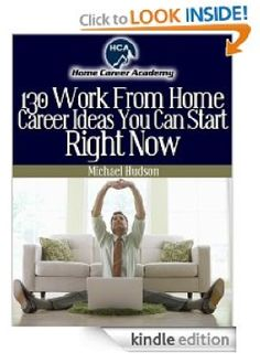 Free Ebooks 130 Work From Home Career Ideas