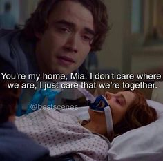 ~If I Stay~Where She Went~