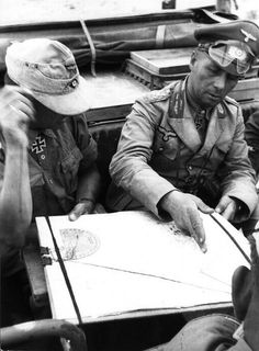 Rommel, Nth Africa, makes plan in August of 1942
