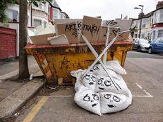 FRANCISCO DE PAJARO - Art Is Trash