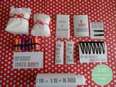 Kit for the bathroom! A detail to remember! – The Best Ideas Kit, Sweet Sixteen, Step By Step Instructions, Where The Heart Is, Wedding Designs, Ideas Para, Party Planning, Wedding Details, Party Time