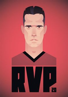 Stanley Chow illustration of RVP