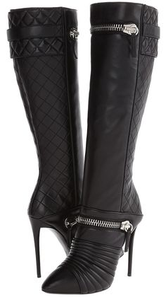 The Top 20 Giuseppe Zanotti Fall 2014 Boots, Sandals, and Shoes