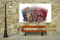 pokemon xy 2016 Pokemon Poster, Painting, Logo, Art, Art Background, Logos, Painting Art, Kunst, Paintings