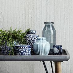 Lene Bjerre Hadria Vase 25.5 cm | Houseology