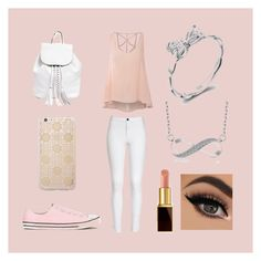 """""""Go follow @gallant81"""" by juliamill ❤ liked on Polyvore featuring Glamorous, Converse, Rebecca Minkoff, Sonix, MaBelle and Tom Ford"""