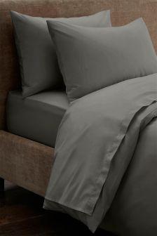 300 Thread Count Crisp & Fresh Egyptian Cotton Flat Sheet (443153)   £18 - £25