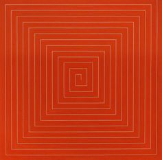 Frank Stella, American painter and printmaker. In his career he was an innovator, rather than responding to the innovations of others, and he often confounded his peers. Franz Kline, Jackson Pollock, Pablo Picasso, Frank Stella Art, Abstract Expressionism, Abstract Art, Post Painterly Abstraction, Modern Art, Contemporary Art