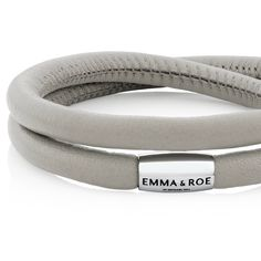 Sterling silver & pearl leather bracelet - new & exclusive to the Wild Hearts collection by Emma & Roe.  #AW15 #newin #wildhearts #charms #jewellery #jewelry #silver