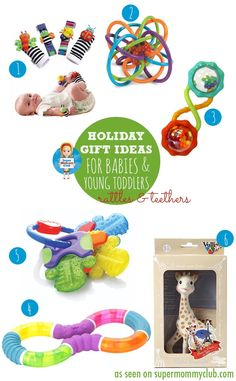 Stocking Stuffers For Toddlers And Other Christmas Gift Ideas