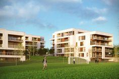 Planning proposal Sandnes, Norway. Meinich Arkitekter AS