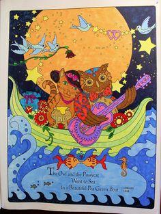 Amazon Creative Haven Owls Coloring Book Books