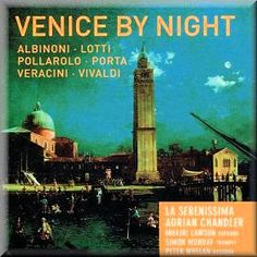 """Venice by Night (AV2257): """"This engaging journey, whether on land or on sea, proves highly successful."""""""