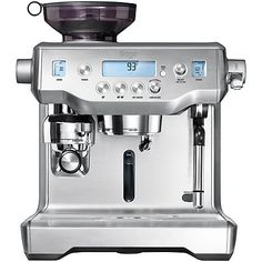 Buy Sage By Heston Blumenthal The Oracle™ Espresso Coffee Machine, Silver Online at johnlewis.com