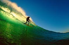 Brian Conley at Black's Beach    |     Aaron Chang    |     Fine Art Photography