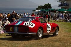 Ferrari 275 GTB/C (Chassis 09015 - 2015 Pebble Beach Concours d'Elegance) High Resolution Image