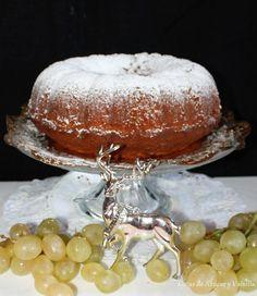 Bundt Cake de vino moscatel y especias.