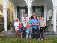 The whole family, Gurney Street