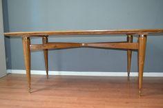 Dining Table style Gio Ponti '50
