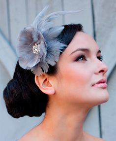 ...Another fab fascinator - have one sort of like this!