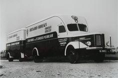 Kromhout B-39193 Friese Nummerbewijzen, kentekens voor auto's en motoren 1906-1951 Huge Truck, Vintage Vans, Ambulance, Old Trucks, Volvo, Netherlands, Vehicles, Dutch, Motorcycles