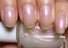 Essie - Kisses & Bises.  This looks great for a french manicure.
