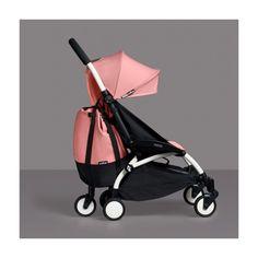 Ombrelle pour poussette For-Your-Little-One compatible avec Britax B-Dual grise