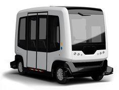 EZ-10 Autonomous Electric Bus