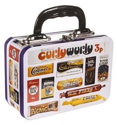 #Retro #Cadburys #Chocolate Bar Wrapper Tin