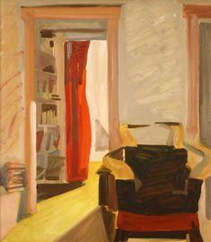 Lois Dodd, Loft View