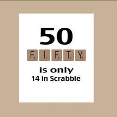 50th birthday quotes and sayings quotesgram trying to age 50th birthday card milestone birthday scrabble birthday card the big 50 1968 birthday card bookmarktalkfo Images