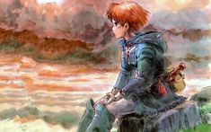 nausicaa of the valley of the wind - Google Search