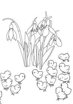 coloringchildrens drawings
