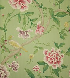 Gallery For > Mint Green Floral Wallpaper