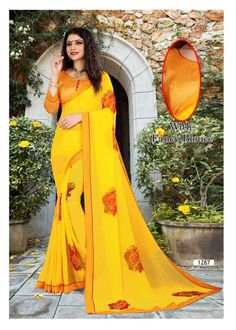 Soumya printed saree wholesale - Biharimart.in  IMAGES, GIF, ANIMATED GIF, WALLPAPER, STICKER FOR WHATSAPP & FACEBOOK