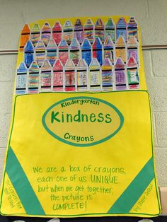 The Crafty Counselor: Kindness Class Projects