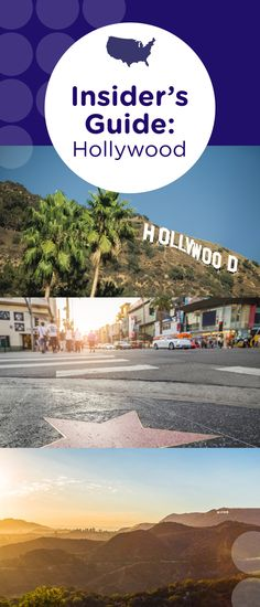 Hollywood, California is known as the entertainment capital of the USA! Experience this magical city like a pro with this detailed insider's guide!