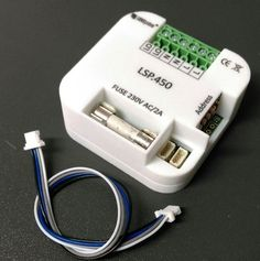 Dimmer control by: 0-10V, PWM, I2C