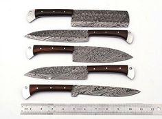 Damascus Steel Kitchen Knives, Damascus Chef Knives, Damascus Knife, Chef Knife Set, Knife Sets, Butcher Knife, Shaving Razor, Kitchen Sets, Folding Knives