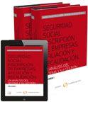 Seguridad social, inscripción de empresas, afiliación y recaudación : un análisis del sistema y su gestión / Francisco de Miguel Pajuelo, Andrés Ramón Trillo García