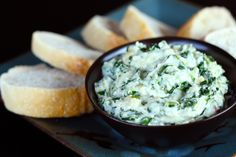 A simple hot Spinach Artichoke Dip