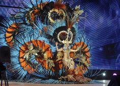 Grupo Mascarada Carnaval: Amanda Perdomo, una reina de cómic