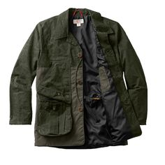 FILSON LIGHT FIELD COAT OLIVE