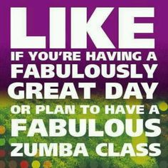 RT if you are planning on having a great week of Zumba Fitness classes! cpinnell.zumba.com  www.fb.com/ZumbainLaCrosse