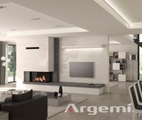Tags: living room with fireplace decor, living room with fireplace and .-Tags: wohnzimmer mit kamin dekor, wohnzimmer mit kamin und bücherregal … Tags: living room with fireplace decor, living room with fireplace and bookcase … - Dream Living Rooms, Home Fireplace, Living Room Decor Fireplace, Fireplace Design, Living Room With Fireplace, Living Decor, Contemporary Fireplace, Fireplace Decor, Room Design