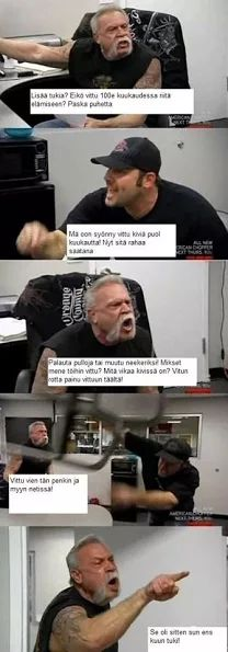 """20 More American Chopper Memes For When You're In A Fighting Mood - Funny memes that """"GET IT"""" and want you to too. Get the latest funniest memes and keep up what is going on in the meme-o-sphere. Memes Humor, Frases Humor, Funny Memes, Humor Videos, Class Memes, Funny Quotes, Funniest Memes, Tolkien, Funny Shit"""