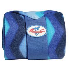 BLUE CHEVRON!!!  NEW 2015!!! Professionals Choice Polo Wrap