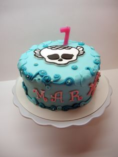 Lagoona Blue's cake www.facebook.com/aprilscake