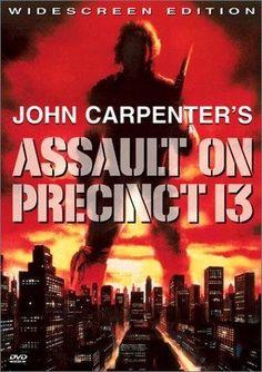 Assault on Precinct 13 (1976) - John Carpenter. Distretto 13: le brigate della morte.  (USA).