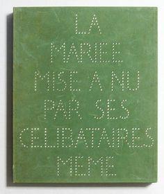 Marcel Duchamp, Tu m'
